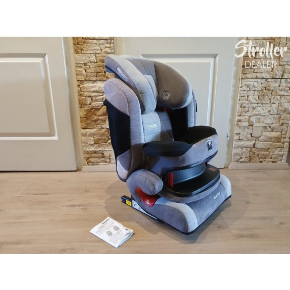 Recaro Monza Seatfix IS