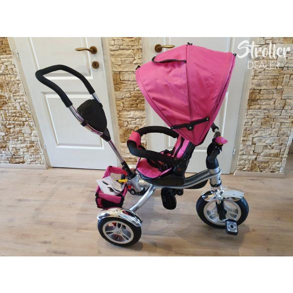 Mama Kiddies tricikli - rózsaszín