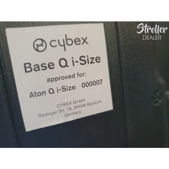 Cybex Aton Q i-size base bázistalp