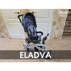 Mama Kiddies tricikli - szürke