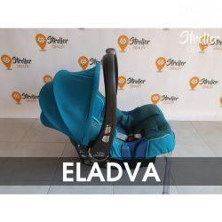 Britax Römer Baby Safe SHR Plus II
