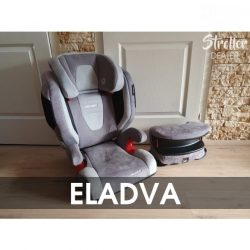 Recaro Monza Nova Seatfix IS