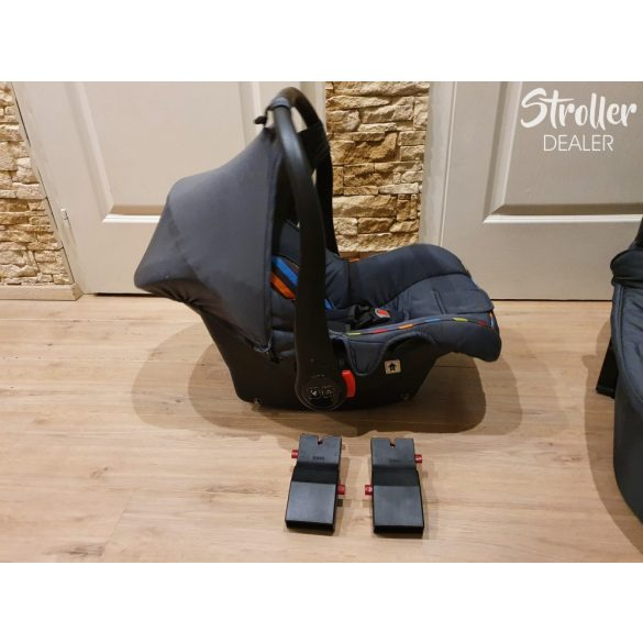 Abc Design 3 Tec babakocsira mózes, babahordozó és adapter